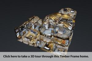 Lottinville Timber Frame Design - Streamline Design 3
