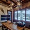 Lottinville Timber Frame Log Home 11 - Streamline Design