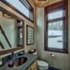 Lottinville Timber Frame Log Home 33 - Streamline Design
