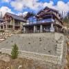 Lottinville Timber Frame Log Home 4 - Streamline Design