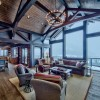 Lottinville Timber Frame Log Home 57 - Streamline Design