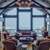 Lottinville Timber Frame Log Home 59 - Streamline Design