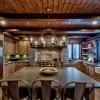 Lottinville Timber Frame Log Home 65 - Streamline Design
