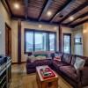 Lottinville Timber Frame Log Home 9 - Streamline Design