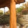 McNeil Timber Frame Log Home 1 | Streamline Design