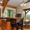 McNeil Timber Frame Log Home 4 | Streamline Design