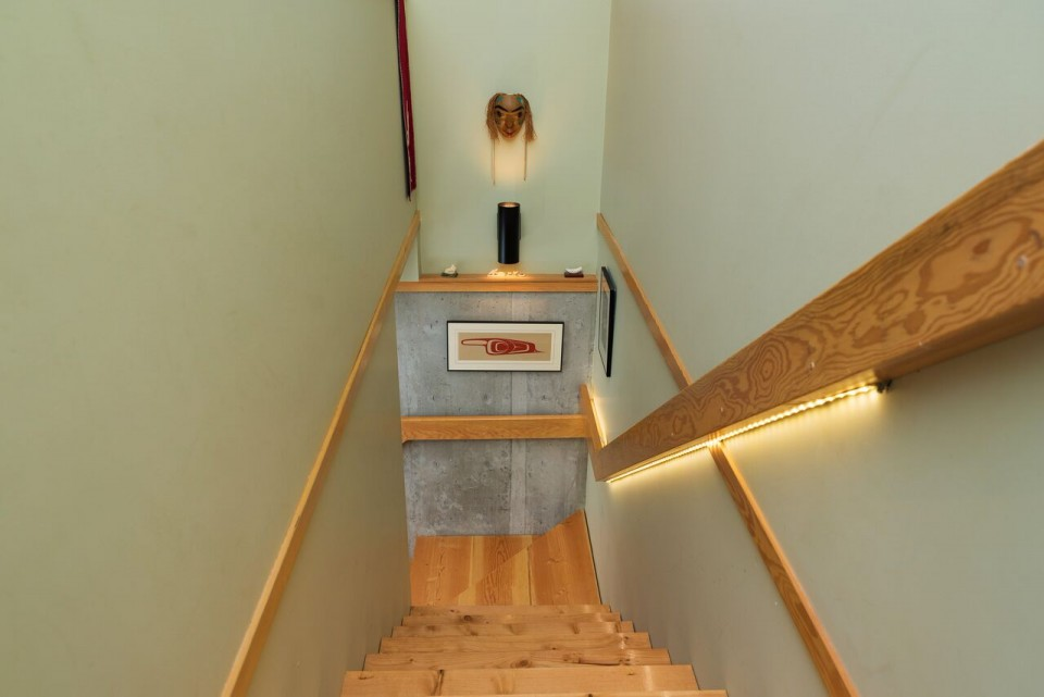 McNeil Timber Frame Log Home 7 | Streamline Design