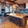 Emma Lake Timber Frame Log Home 2 | Streamline Design
