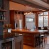 Emma Lake Timber Frame Log Home 5 | Streamline Design