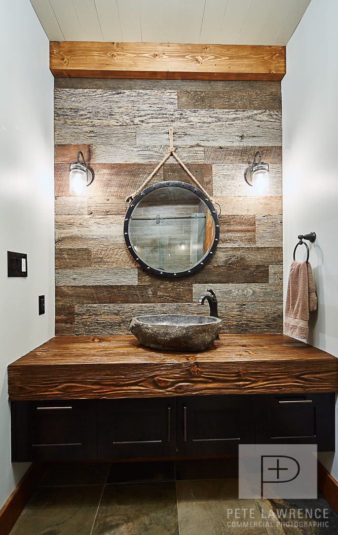 Emma Lake Timber Frame Log Home 11 | Streamline Design