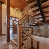 Emma Lake Timber Frame Log Home 20 | Streamline Design
