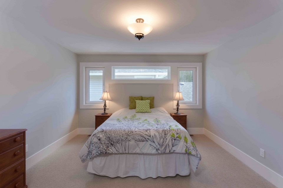 Straiton Timber Frame Design Guest Bedroom | Streamline Design Ltd