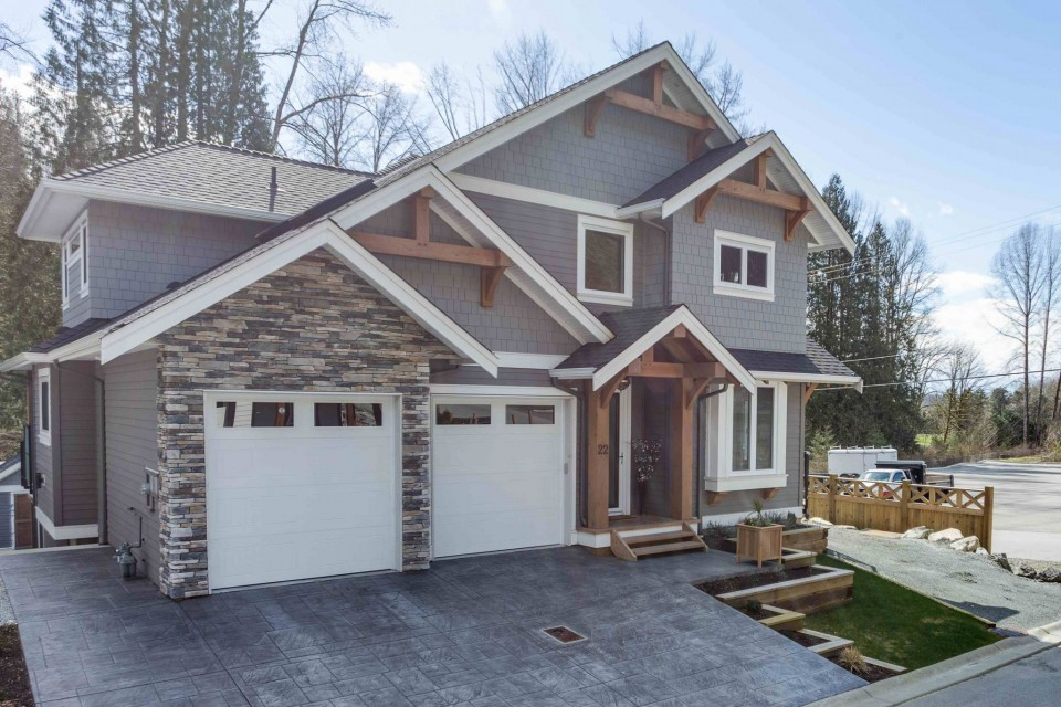 Straiton Timber Frame Home Garage | Streamline Design Ltd