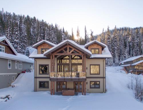 Mountain View Timber Frame Design