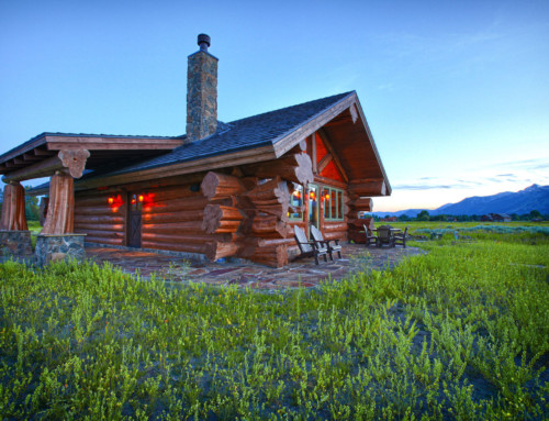 Ronci Alpine Meadows Cabin