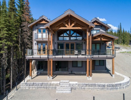 Looking Glass Timber Frame Design