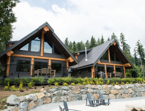 Sandpiper Post & Beam Cabin Designs