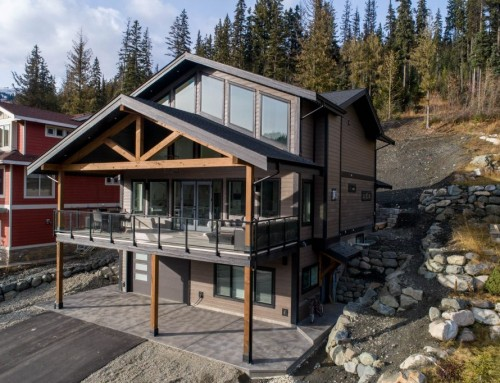 The Grays Timber Frame Residence