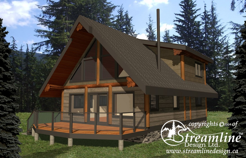 Sasquatch Cabin PS P4