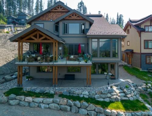 Cerulean Peaks Timber Frame Design